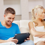 The Dangers of Facebook Friending Your Old Flame